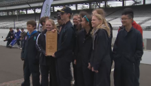 """""""Rocket City Racing"""" Team Places 1st at Indianapolis"""