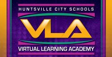 Huntsville City Schools Virtual Learning Academy Logo