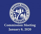 Watch Madison County Commission 01-08-20