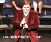 Watch Lee High Winter Concert 2017