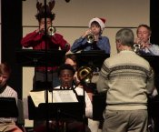 Watch Grissom High Winter Concert 2017