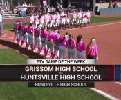 Watch Softball: Grissom vs Huntsville 03-24-21