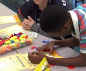 Watch Math Night at Sonnie Hereford Elementary