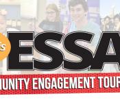 ESSA Tour Logo