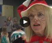 Hampton Cove Elementary Parade of Readers Video Icon