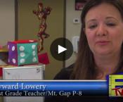Teacher Spotlight 05-22-17 Video Icon