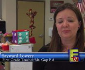 Watch Teacher Spotlight of Sayward Lowery