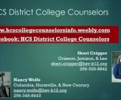 Watch College Counselor Q & A