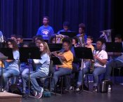 Watch North Huntsville MPA Band Competition