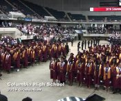 Watch Columbia HS Graduation 2019