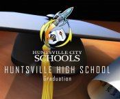 Watch Huntsville HS Graduation 2019