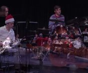 Watch Grissom Jazz Christmas Concert 2018