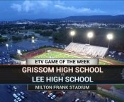 Watch Football: Grissom vs Lee 08-27-20