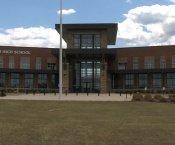 Grissom High School Facade