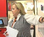 Mrs Angela Wimberly Teaching math