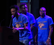 Students Speak at the No Place for Hate Celebration