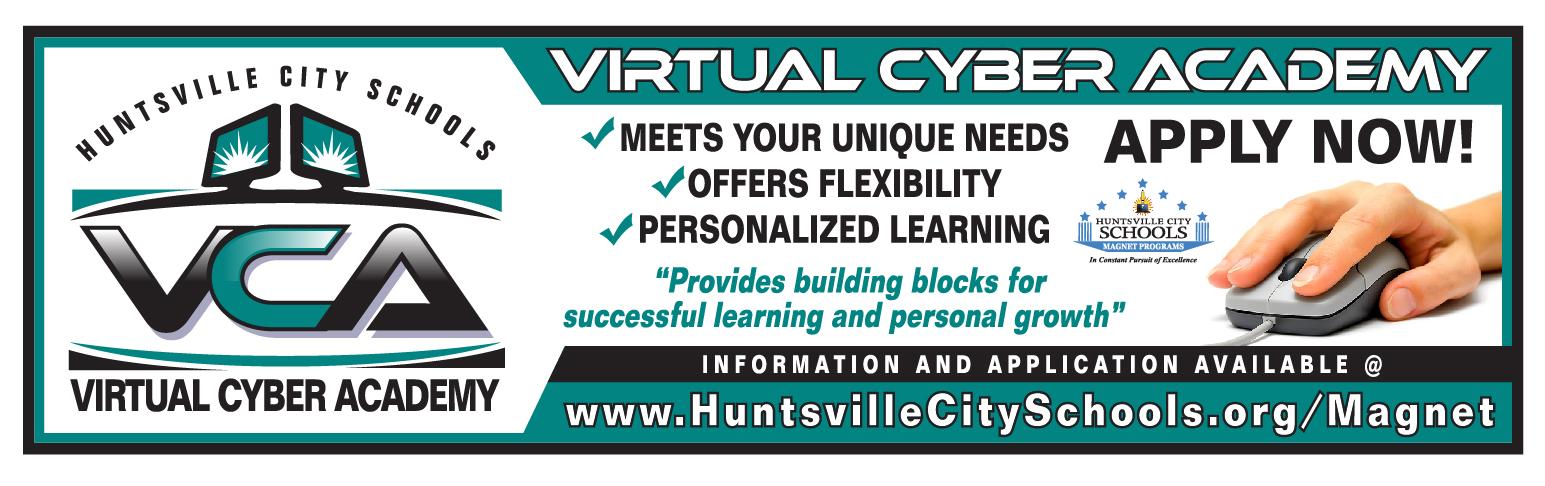 vca advertisement sample.jpg | Huntsville City Schools